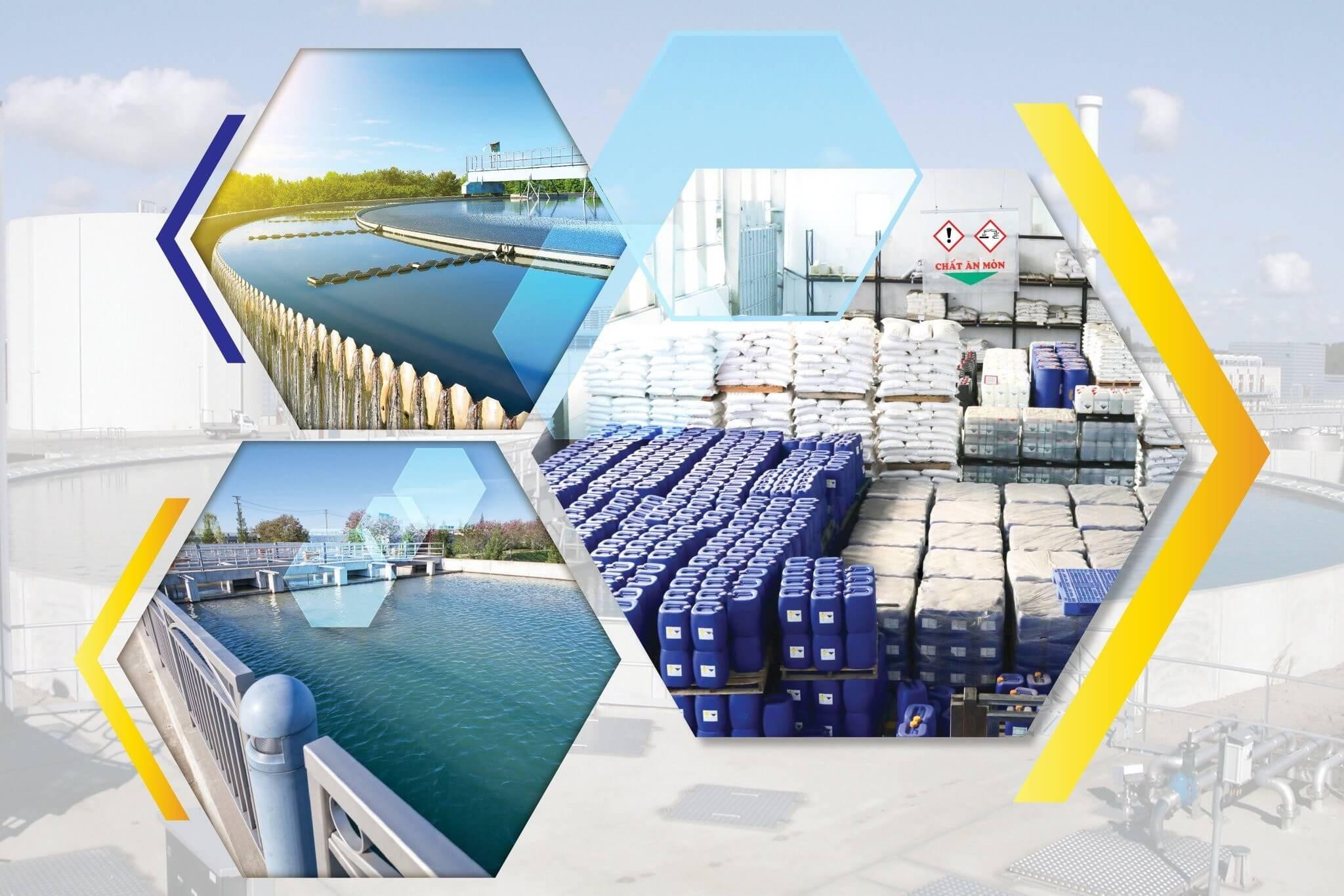 VietChem - Đơn vị chuyên cung ứng các loại hóa chất, thiết bị hàng đầu Việt Nam