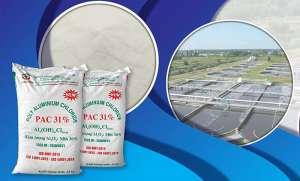 Hóa chất PAC Việt Trì 31% bán chạy nhất tại Việt Nam