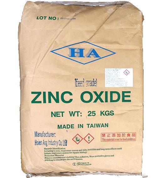 Kẽm Oxit ZnO 99% - Zinc oxide