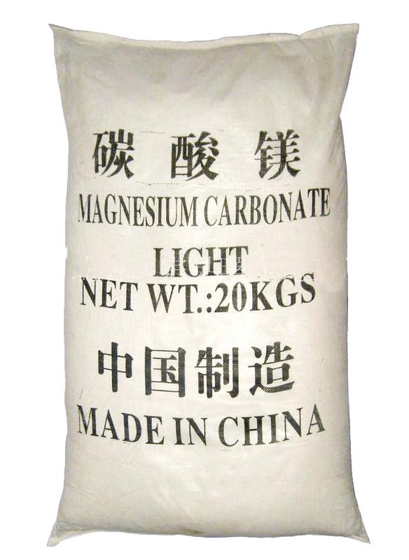 Magie Cacbonat MgCO3