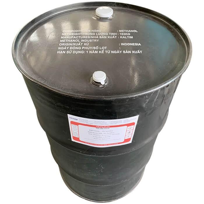 Cồn Methanol CH3OH Công Nghiệp