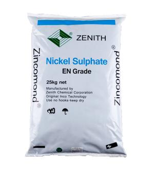 Nickel sulfate hexahydrate NiSO4.6H2O 98%