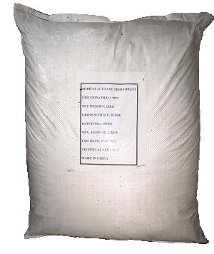 Natri Axetat CH3COONa | Sodium Acetate