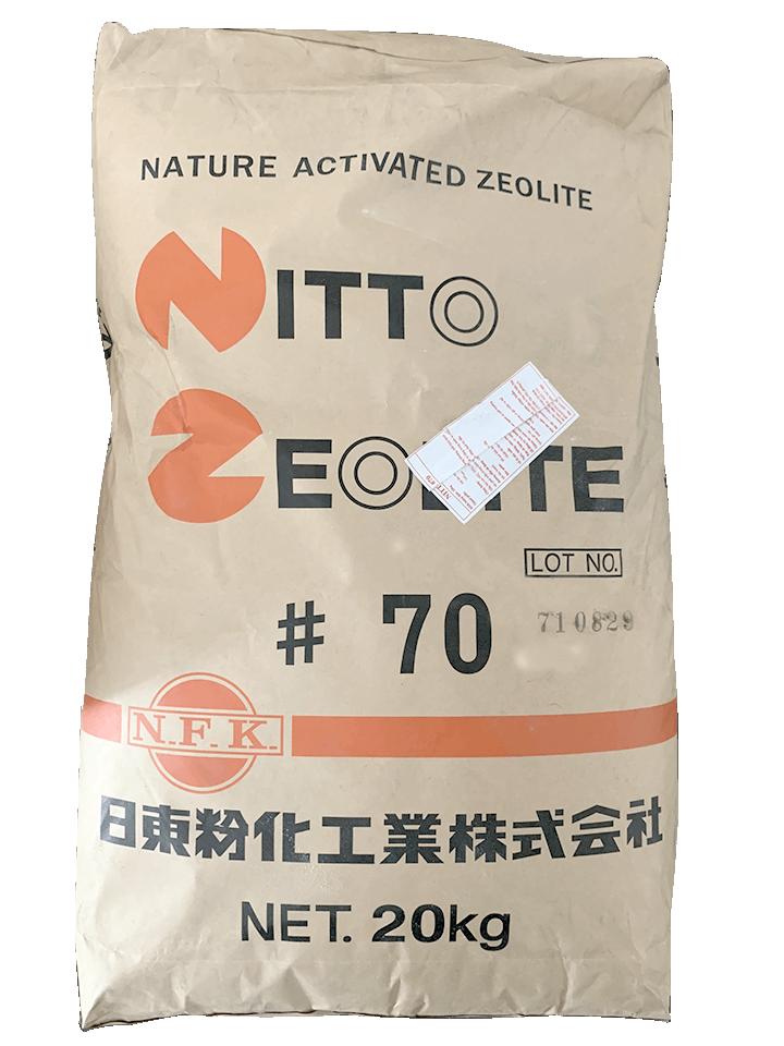 Zeolite Nhật Bản