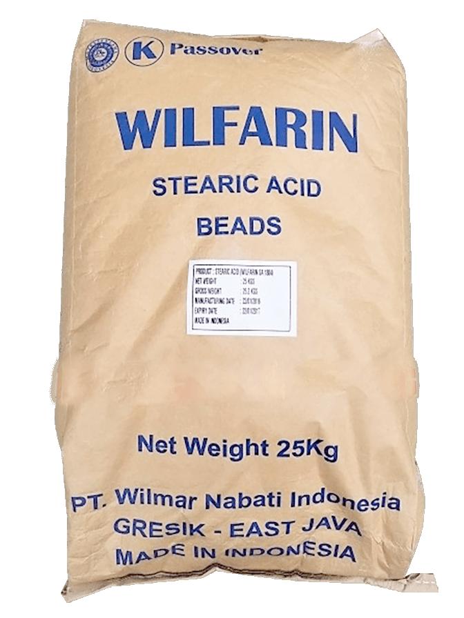 Axit Stearic C18H36O2 | Stearic Acid