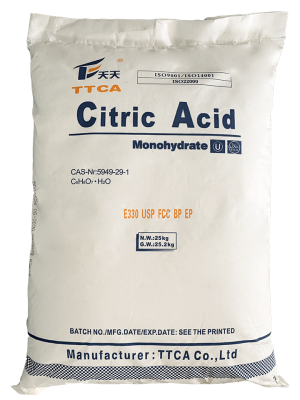 Axit Citric C6H8O7 | Acid Citric