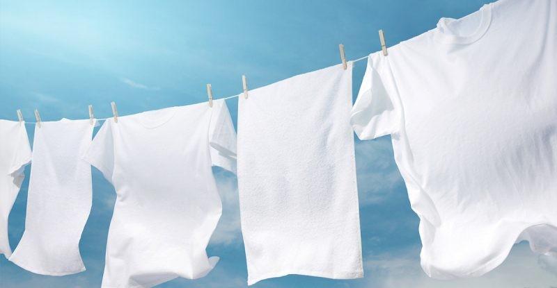 Ứng dụng của clorua vôi trong tẩy trắng sợi vải