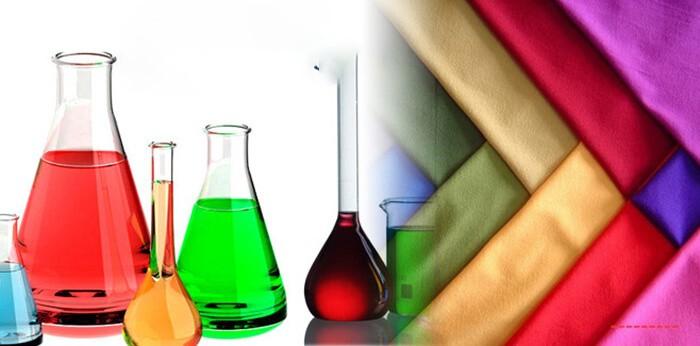 Các hóa chất dệt nhuộm sử dụng trong dệt vải