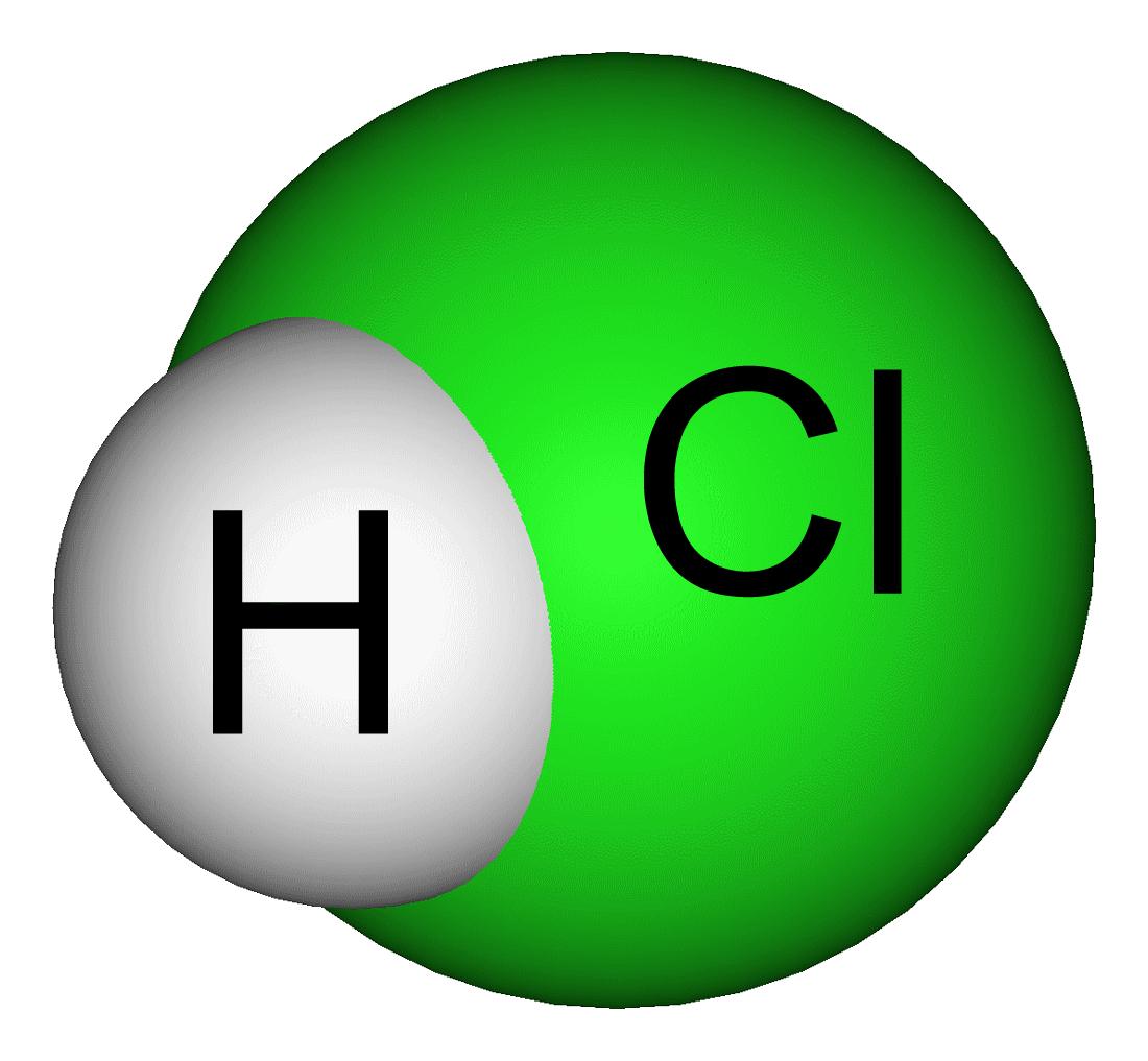 Axit clohidric là gì? Công thức cấu tạo