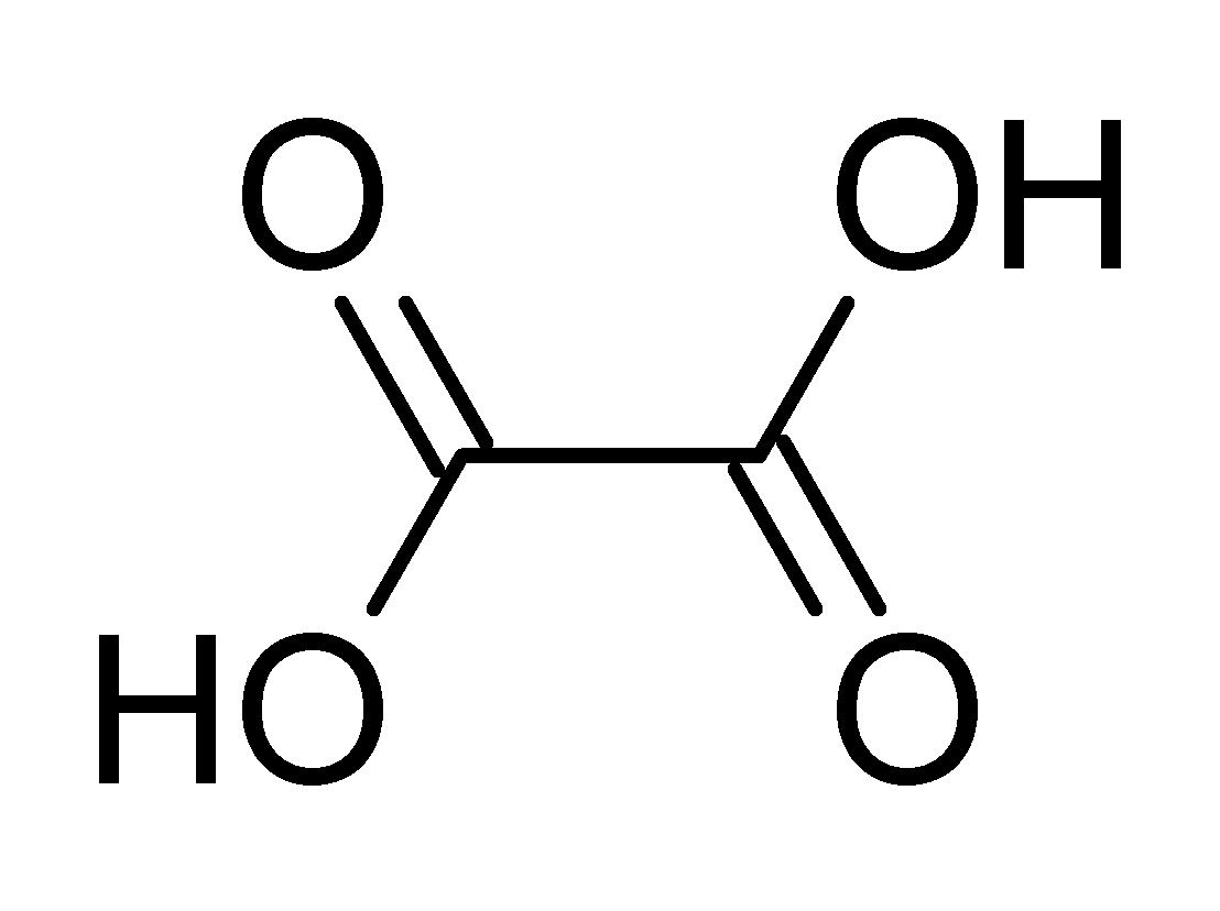 Công thức phân tử của Axit Oxalic