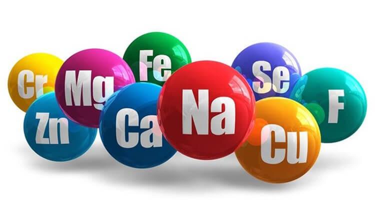 Định lượng của một nguyên tố