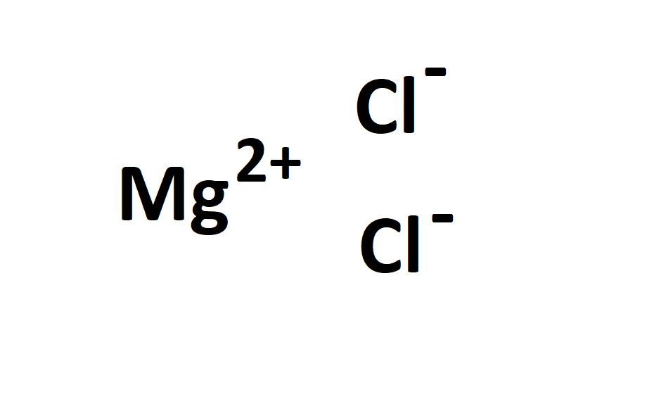 Cấu tạo phân tử MgCl2