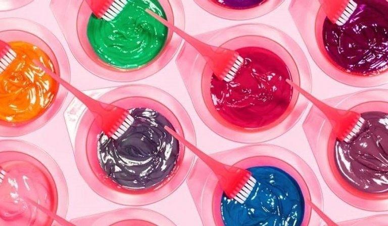 Formaldehyde ứng dụng trong thuốc nhuộm tóc