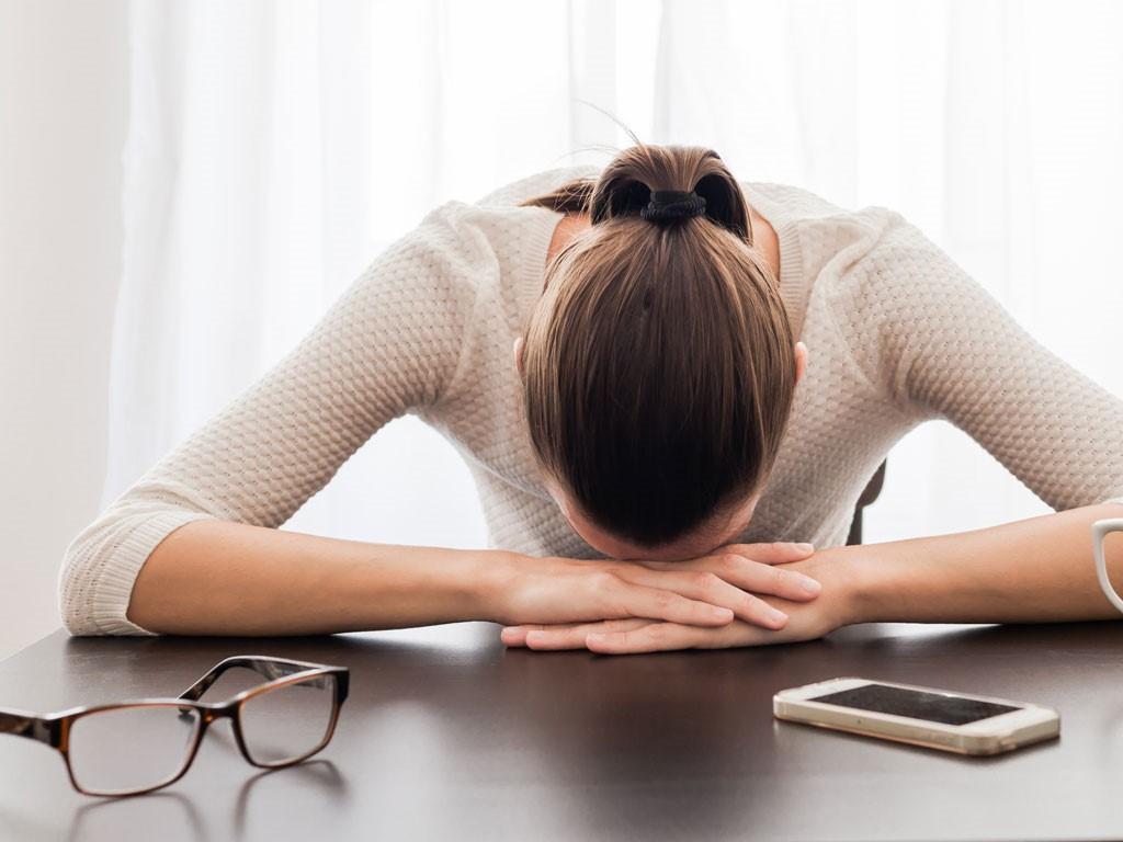 Thiếu môi trường kiềm khiến cơ thể mệt mỏi