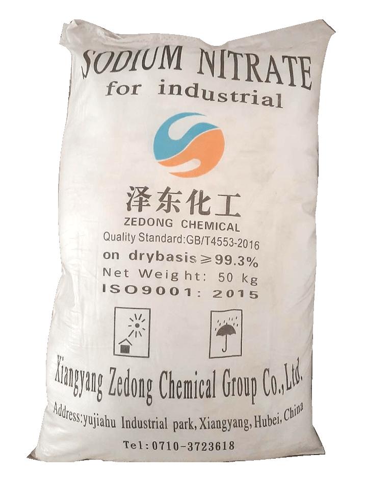 Natri Nitrat NaNO3 | Sodium Nitrate
