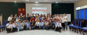 Buổi đào tạo Kỹ năng bán hàng chuyên nghiệp và Giao tiếp hiệu quả tại VietChem chi nhánh Cần Thơ