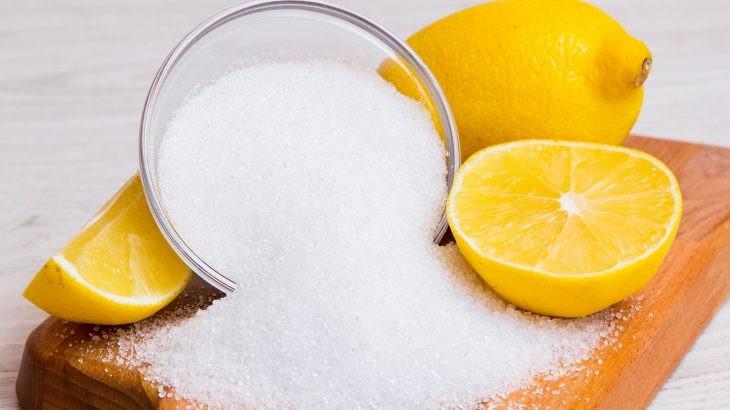 Tìm hiểu về acid citric
