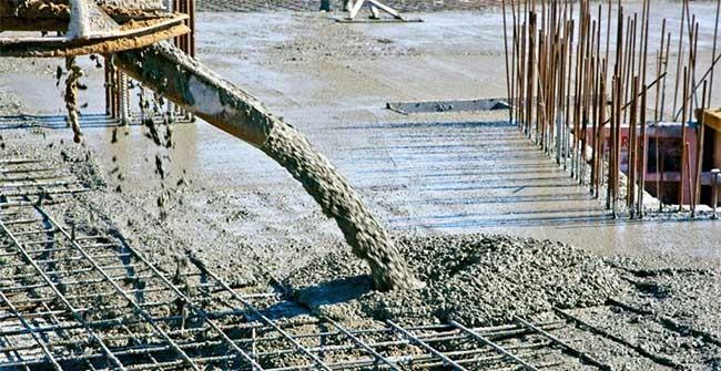 Canxi nitrat là chất phụ gia bê tông làm đầy nhanh quá trình đông cứng