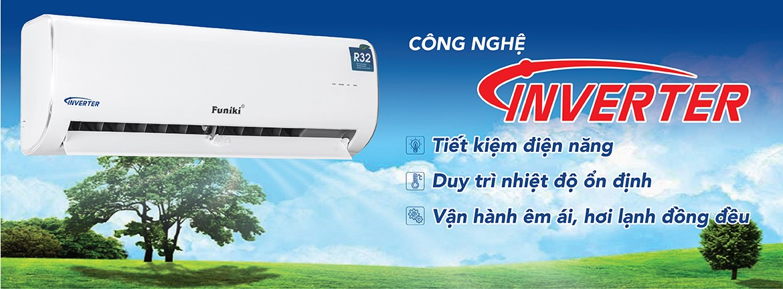 Lựa chọn điều hòa Inverter nếu có nhu cầu sử dụng cao thường xuyên mà vẫn tiết kiệm điện năng hiệu quả