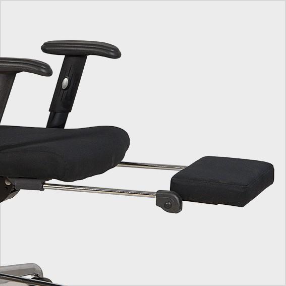 cơ cấu để chân thuận tiện khi nằm