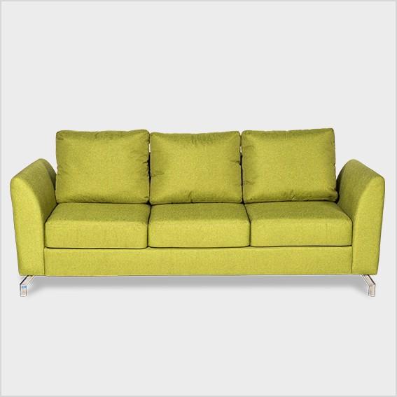 Ghế sofa băng 3 chỗ bọc nỉ cao cấp