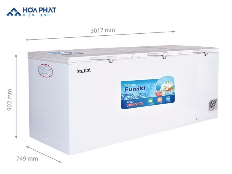 Tủ đông HCF-1300 S1PĐ3.N