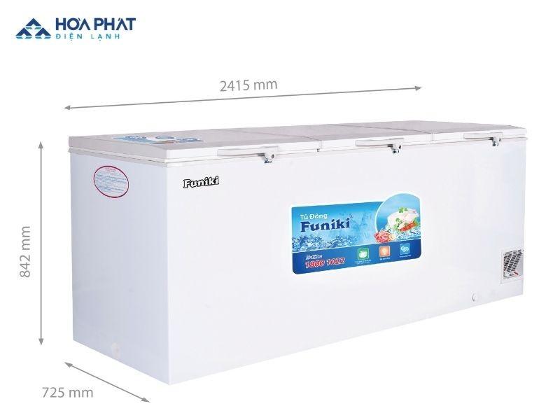 Tủ đông HCF-1700 S1PĐ3.N