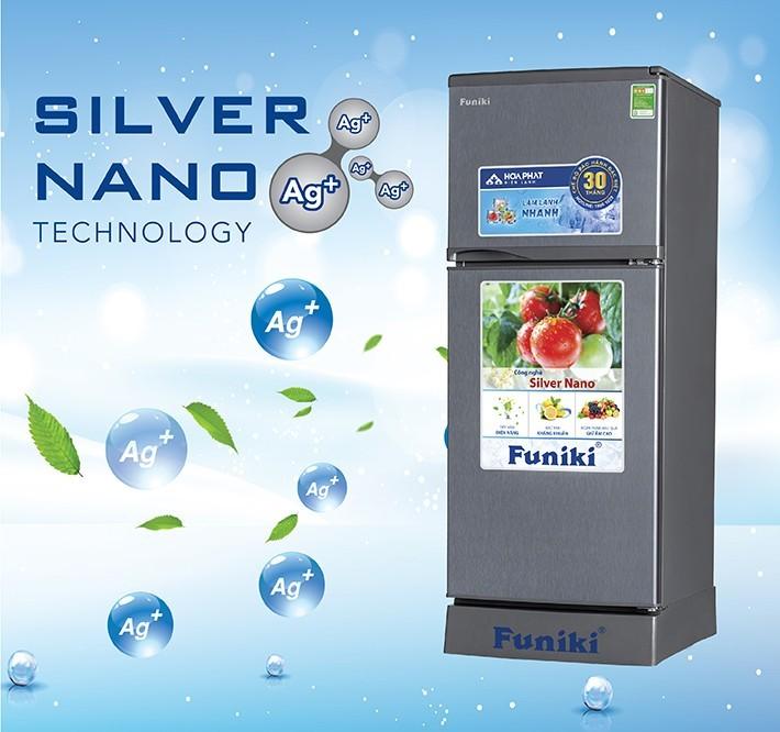 Tủ lạnh Funiki được tích hợp nhiều công nghệ hiện đại đạt tiêu chuẩn Quốc tế