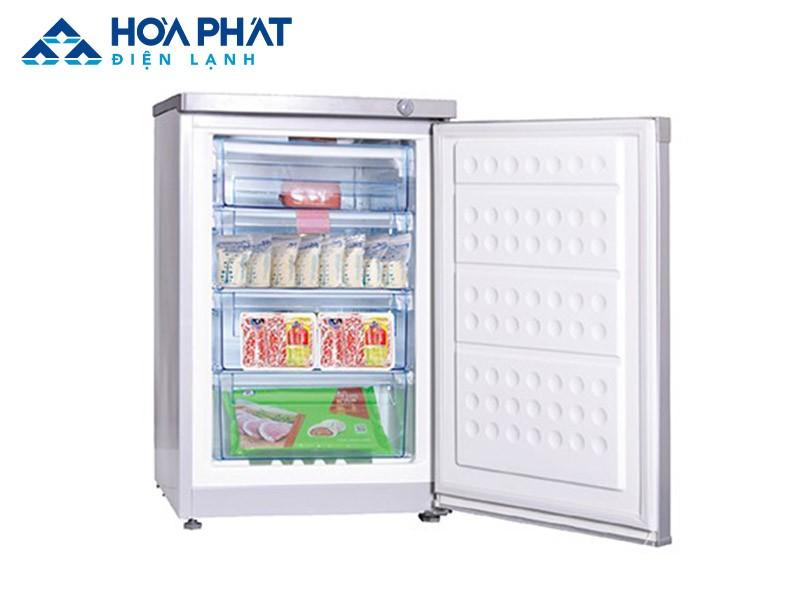Tủ đông mini nhỏ gọn, làm lạnh nhanh và bảo quản thực phẩm được lâu