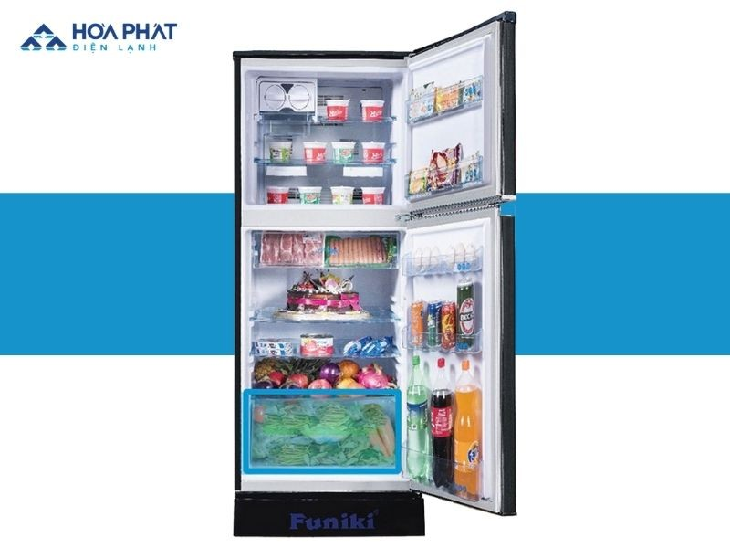 Kích thước tủ lạnh 160 lít phù hợp với các gia đình ít người từ 3 – 4 thành viên