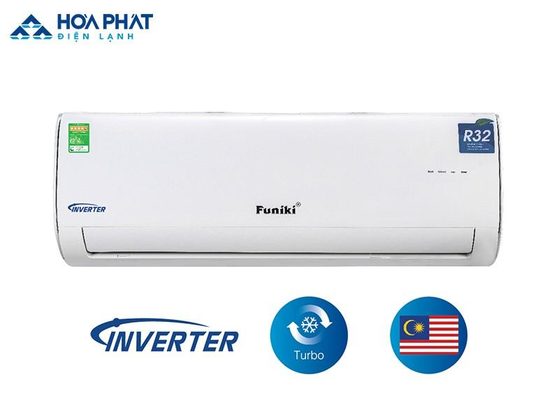 Điều hòa Funiki HIC 18MMC công suất 18000 BTU sử dụng công nghệ Inverter giúp tiết kiệm điện hiệu quả