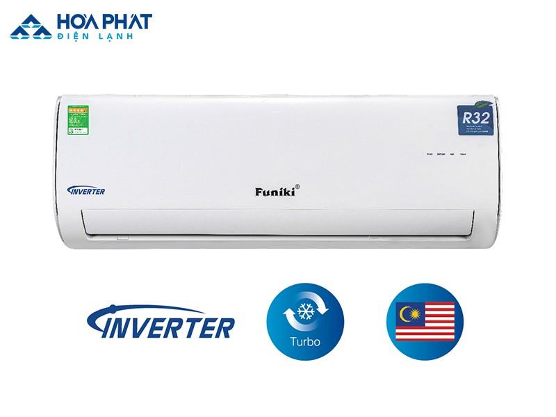 Điều hòa Funiki HIC 12MMC 1 chiều sử dụng công nghệ Inverter giúp tiết kiệm điện hiệu quả