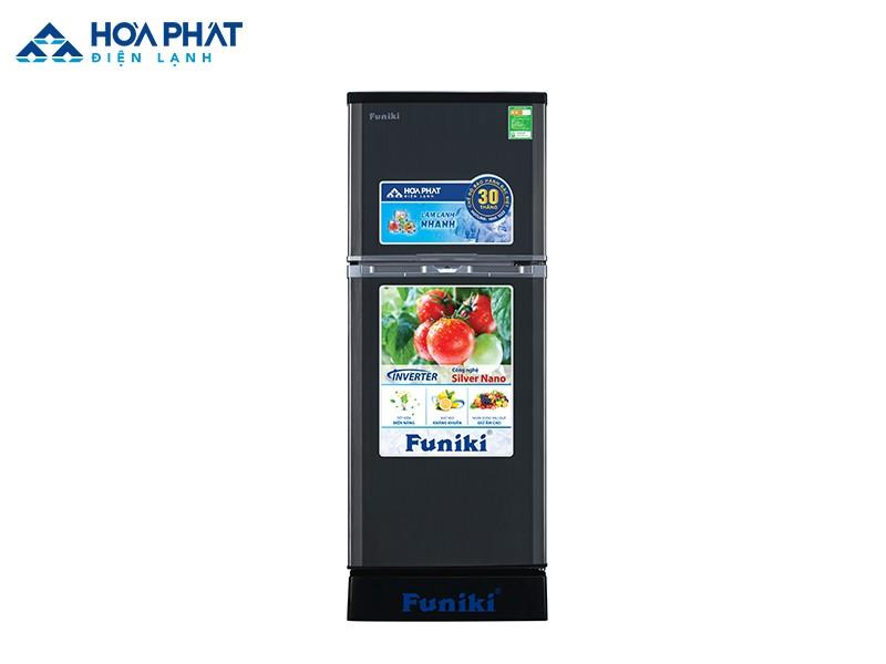 Tủ lạnh Funiki từ Điện Lạnh Hòa Phát có nhiều dung tích từ 100L đến 200L