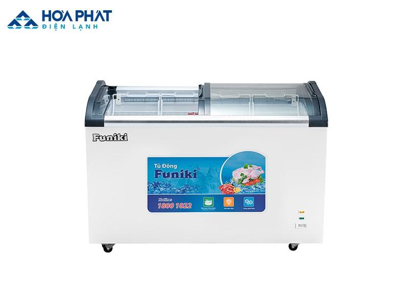 Với công nghệ làm lạnh sâu, đa chiều, tủ đông FunikiHCF 800 S1PĐG.N có thể giúp bạn lưu giữ trọng vẹn dưỡng chất, đảm bảo an toàn sức khỏe cho người dùng