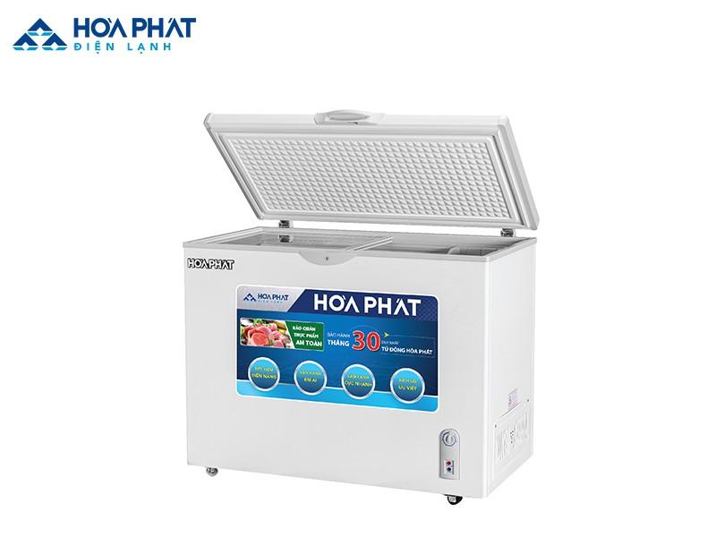 Tủ đông Hòa Phát Inverter 1 ngăn 1 cánh HCFI 516S1Đ1 - Một trong những sản phẩm HOT nhất hiện nay