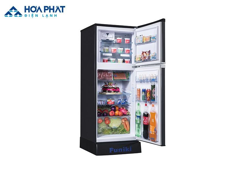 Tủ lạnh Funiki có nhiều kích thước và dung tích khác nhau