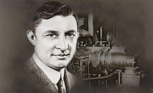 Willis Carrier là cha đẻ của máy điều hòa không khí đầu tiên trên thế giới.