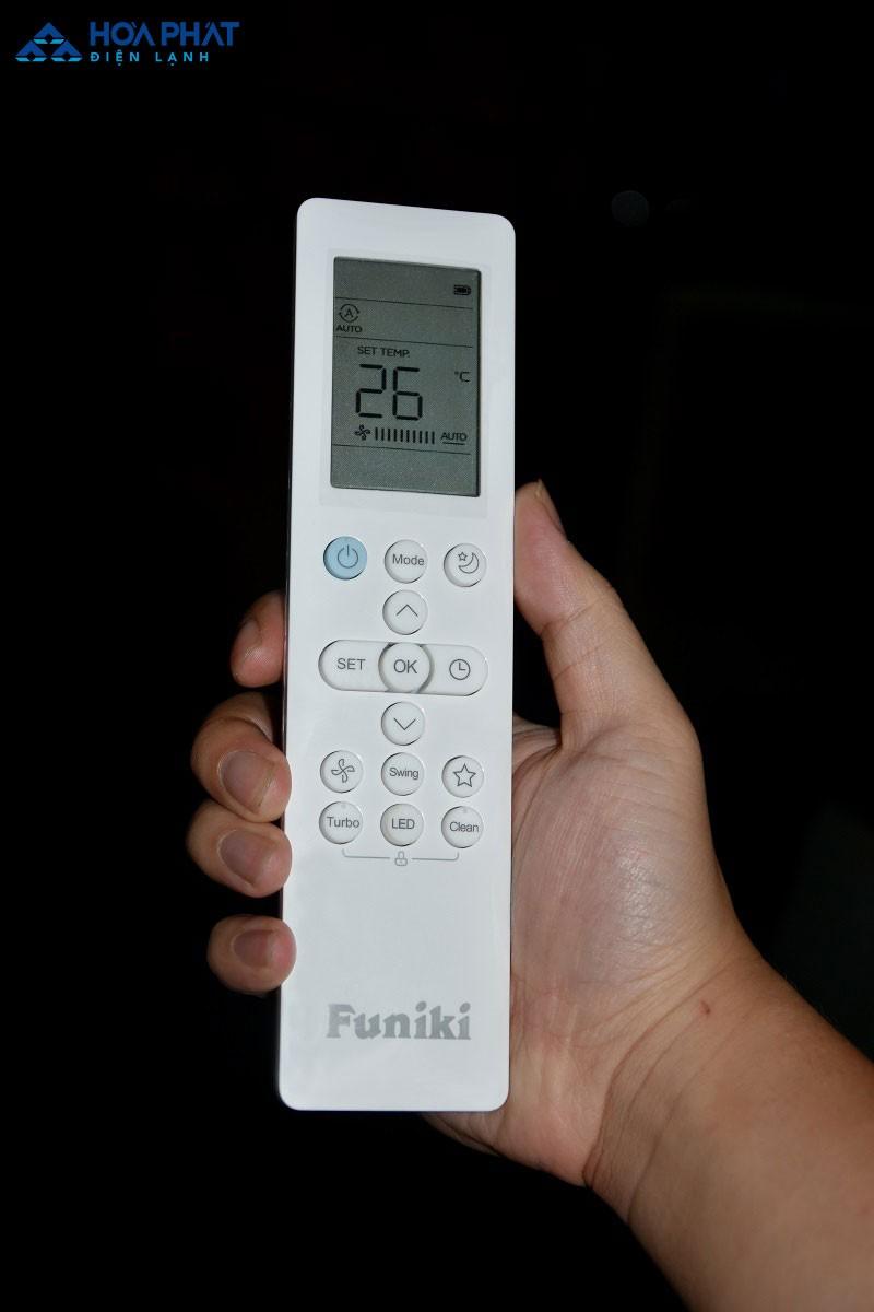 Dòng điều khiển từ xa MMC của FunikiDòng điều khiển từ xa MMC của Funiki