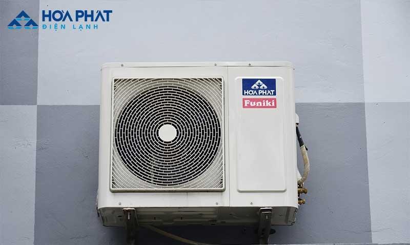 Quạt dàn nóng điều hòa không hoạt động bởi nhiều nguyên nhân