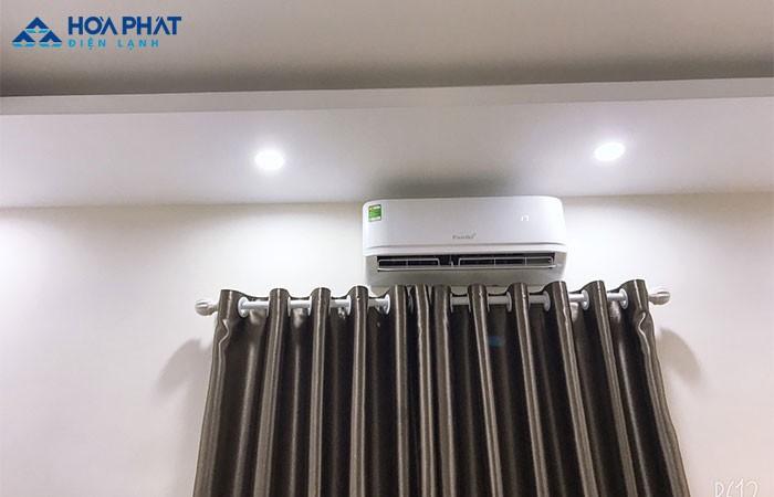 Không bật điều hòa 24/24, không bật tắt liên tục để giảm điện năng tiêu thụ của điều hòa