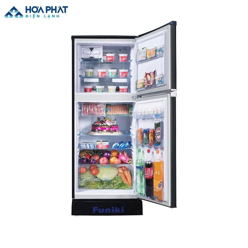 Sắp xếp thực phẩm gọn gàng và khoa học giúp tủ lạnh bền hơn, không xảy ra tình trạng không đông đá.