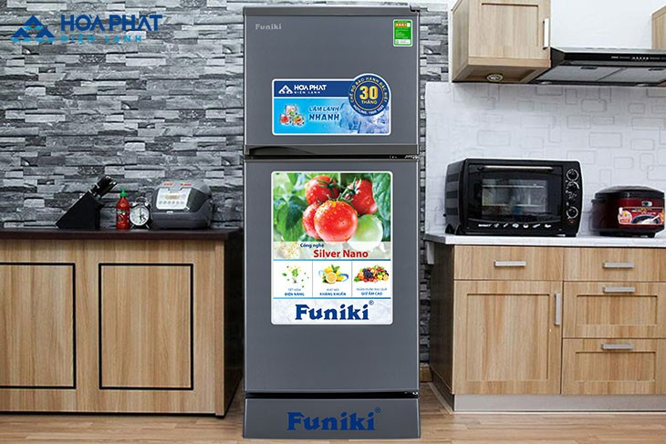 Tủ lạnh 180 lít phù hợp với những căn bếp nhỏ