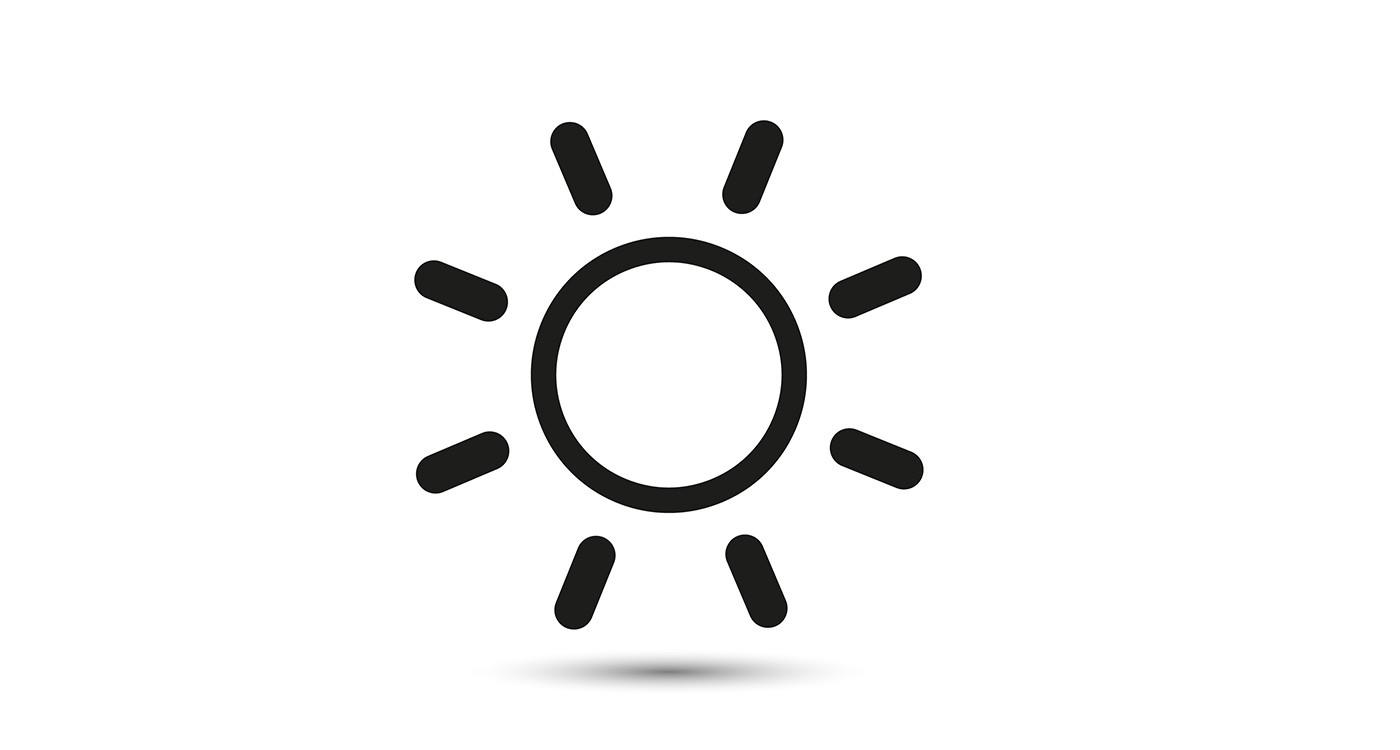 Chế độ Heat có biểu tượng giống như hình mặt trời trên điều khiển điều hoà và chế độ này chỉ có ở điều hoà 2 chiều.