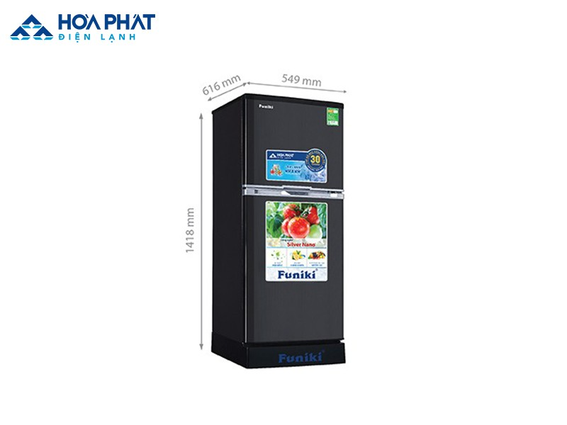 Tủ lạnh Funiki 180 lít