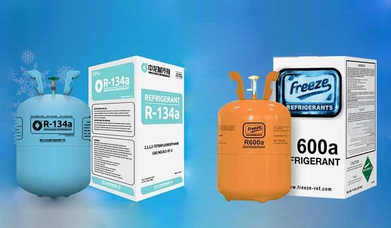 Giữa 2 loại gas R134a và R600a, các mẹ nên chọn tủ đông sử dụng gas R600a để thân thiện với môi trường và giúp tủ có tính năng làm lạnh nhanh, sâu
