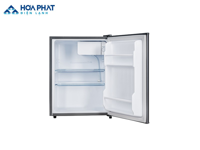 Tủ lạnh Funiki FR-71CD 74 lít, màu ghi xám