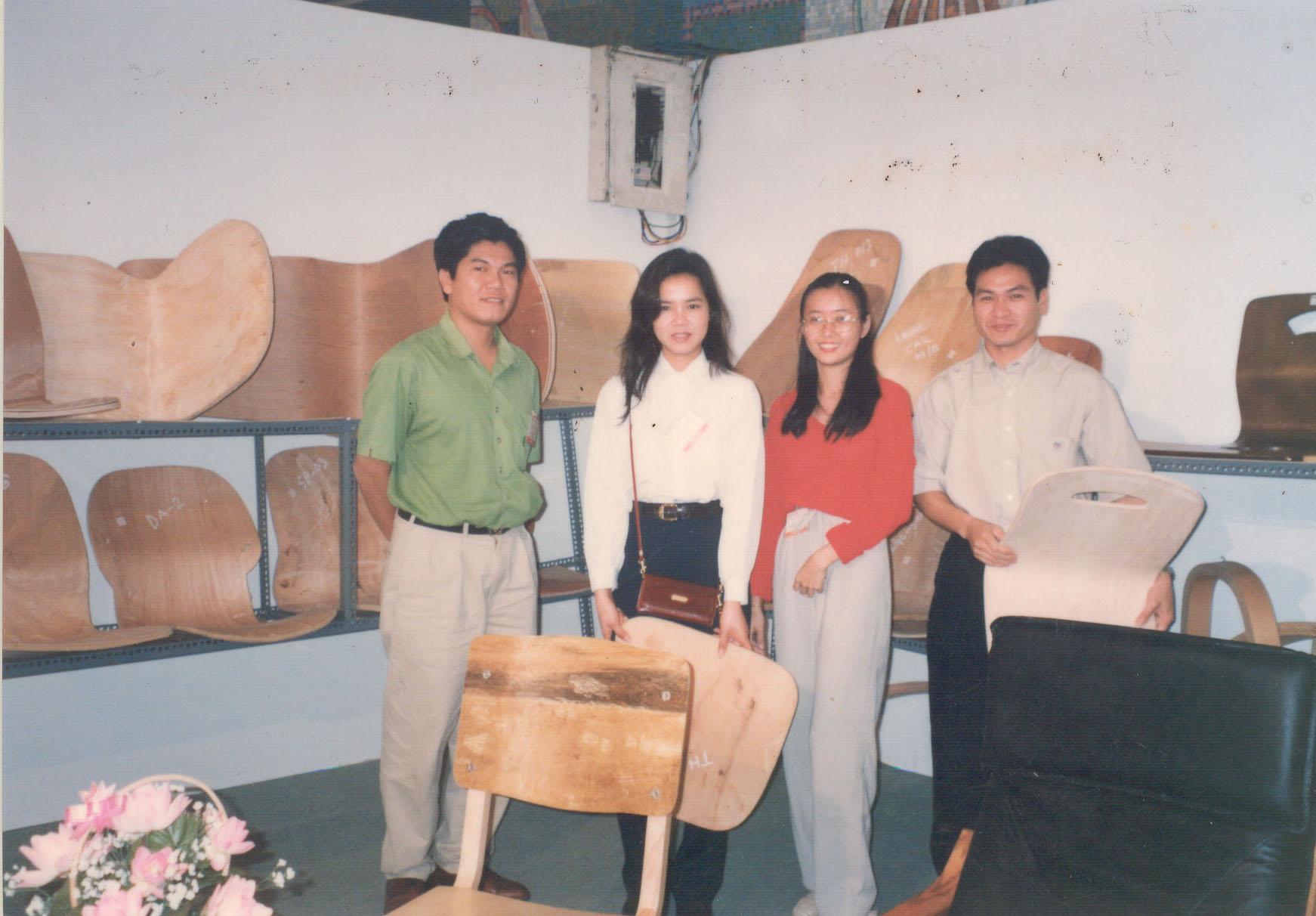 1996 SK2 tai trien lam