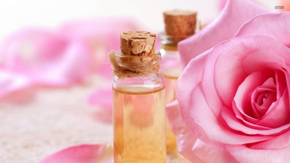 Tinh dầu thiên nhiên giúp áo quần luôn thơm mát