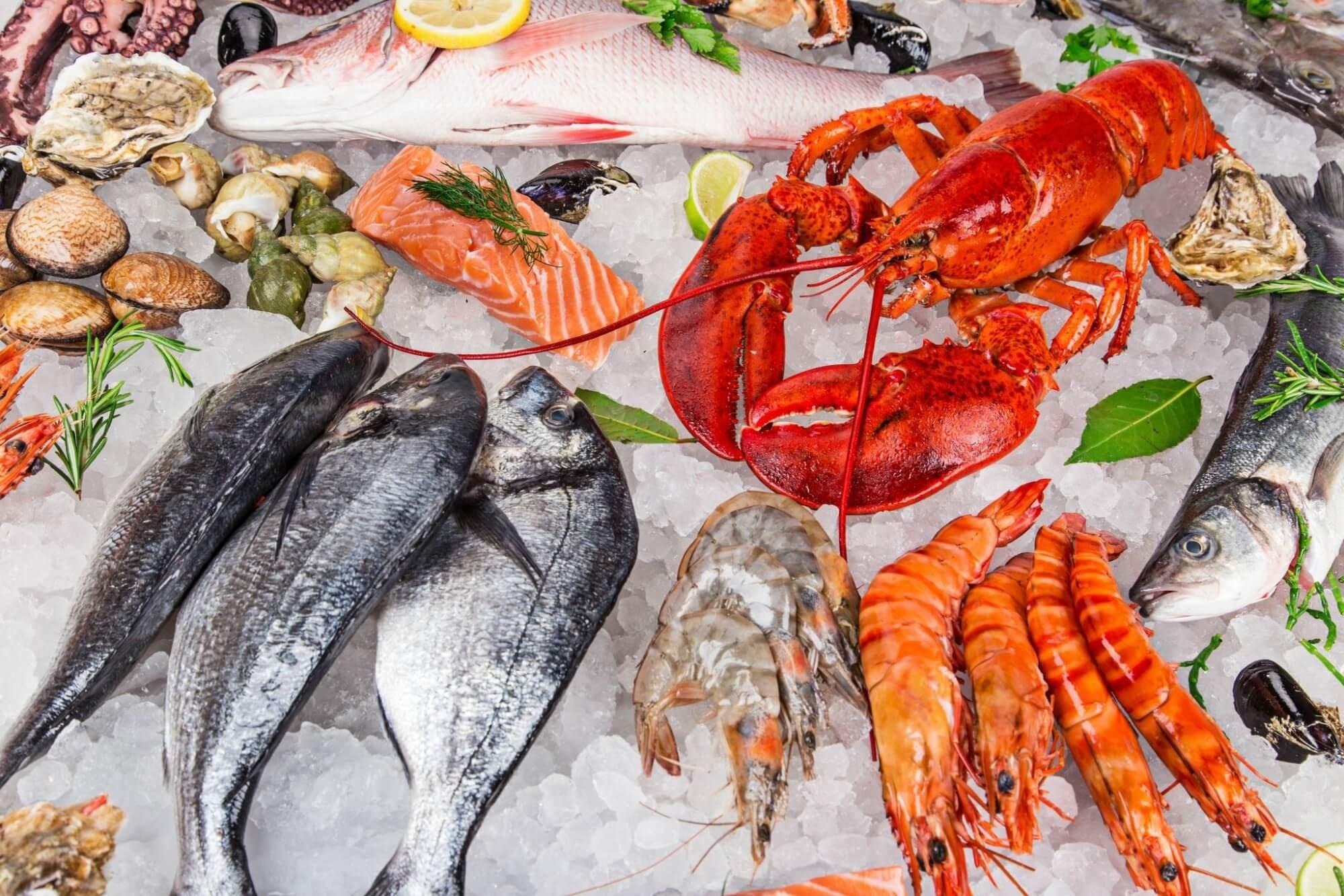 Kiến ba khoangđốt kiêng hải sản hay các thực phẩm gây ngứa