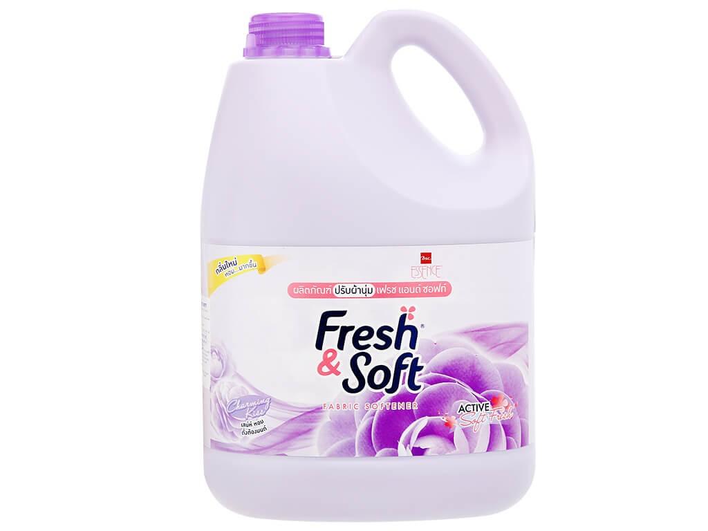 Nước giặt Fresh & Soft